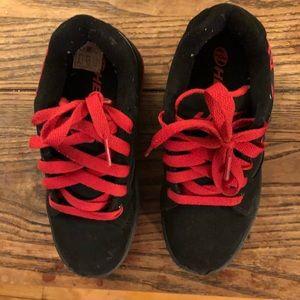 Boys Heelys Sneakers Size 1